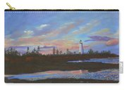 Sunrise At Point Prim Carry-all Pouch