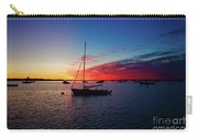 Sunrise At Provincetown Pier 1 Carry-all Pouch