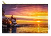 Sunrise At The Arch Carry-all Pouch