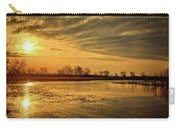 Sunrise At The Big Marsh Carry-all Pouch