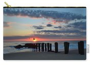 Sunrise At The Jersey Shore Carry-all Pouch