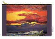 Sunrise At The Jetty 6-23-15 Carry-all Pouch