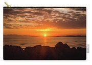 Sunrise At The Jetty Carry-all Pouch