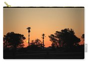 Sunrise At The Oasis Carry-all Pouch