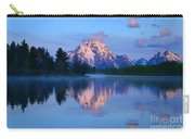 Sunrise At The Oxbow Carry-all Pouch