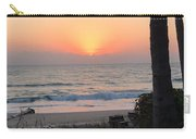 Sunrise At The Pipe Carry-all Pouch