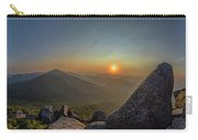 Sunrise At The Summit Carry-all Pouch