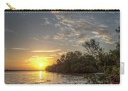 Sunrise At The Sunshine Skyway Carry-all Pouch