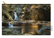Sunrise At Watkins Glen Carry-all Pouch
