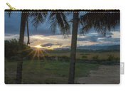 Sunrise Between The Palms Carry-all Pouch