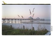 Sunrise Beyond Pier Carry-all Pouch