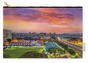 Sunrise By Mrt Station In Eunos Singapore Carry-all Pouch