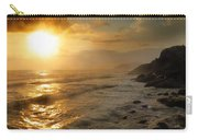 Sunrise By The Rocks Carry-all Pouch