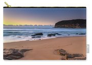 Sunrise By The Seaside Carry-all Pouch