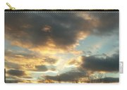 Sunrise Cloudscape Carry-all Pouch