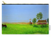 Sunrise - Country Australia Painting Carry-all Pouch