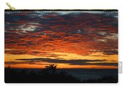 Sunrise Drama By The Sea Carry-all Pouch