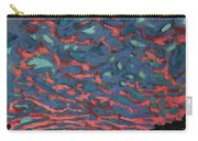 Sunrise Embers Carry-all Pouch