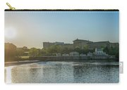 Sunrise - Fairmount Waterworks And Philadelphia Art Museum Carry-all Pouch