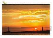 Sunrise Field Goal Carry-all Pouch