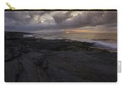 Sunrise From Beavertail In Jamestown Rhode Island Carry-all Pouch