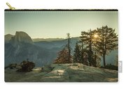 Sunrise Glacier Point Carry-all Pouch