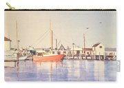 Sunrise Harbor Carry-all Pouch
