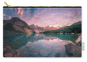 Sunrise Hour At Banff Carry-all Pouch