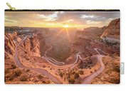 Sunrise In Canyonlands Carry-all Pouch