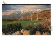 Sunrise In Carson Valley Carry-all Pouch
