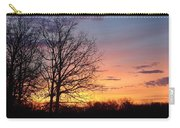 Sunrise In Illinois Carry-all Pouch