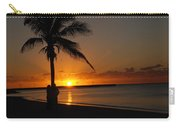Sunrise In Key West Fl Carry-all Pouch