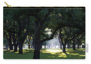 Sunrise In Pecan Grove Carry-all Pouch