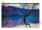 Sunrise In Slovenia Carry-all Pouch