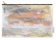 Sunrise In Steamy Fog Carry-all Pouch