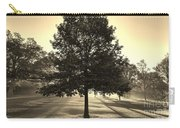 Sunrise In The Mist Carry-all Pouch
