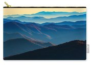 Sunrise In The Smokies Carry-all Pouch