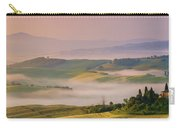 Sunrise In The Tuscany Carry-all Pouch