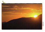 Sunrise In The Whites Carry-all Pouch