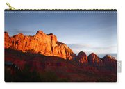 Sunrise In Utah Carry-all Pouch