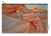 Sunrise In Valley Of Fire State Park Carry-all Pouch
