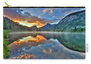 Sunrise Lake Carry-all Pouch