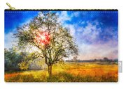 Sunrise Meadow Carry-all Pouch