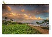 Sunrise Nukolii Beach Kauai Hawaii 7r2_dsc4068_01082018 Carry-all Pouch