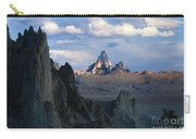 Sunrise On Church Rock  Carry-all Pouch