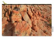 Sunrise On Colorful Sandstone In Valley Of Fire Carry-all Pouch