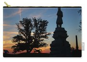 Sunrise On East Cemetery Hill Carry-all Pouch