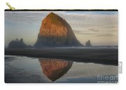 Sunrise On Haystack Rock - Oregon Carry-all Pouch