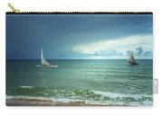 Sunrise On Indian Ocean Carry-all Pouch