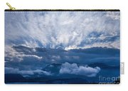 Sunrise On Lake Annecy Carry-all Pouch